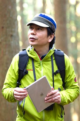 NPO法人サウンドウッズ 代表理事 安田哲也